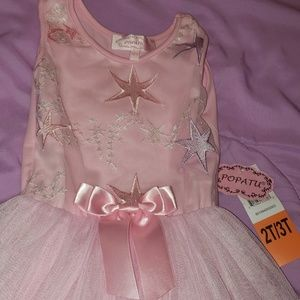 Popatu Dresses - Beautiful girly tutu dress